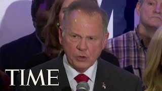 Roy Moore: Mitch McConnell Should Step Down, Not Me | TIME