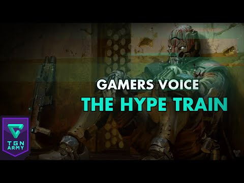 """The Gamers Voice Episode 2 – """"The Hype Train"""""""