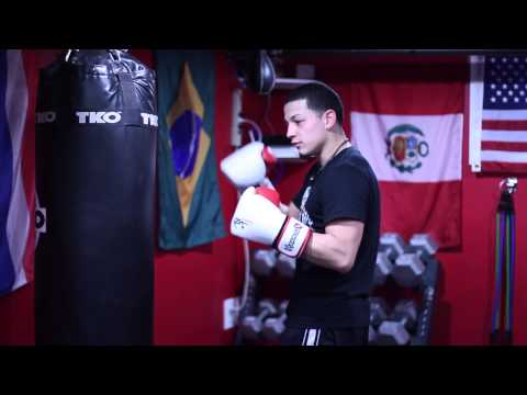 Heavy Bag Training: Adding the Hook Image 1