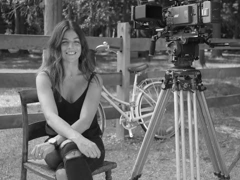 Stuart Weitzman | #RockRollRide: Behind-the-Scenes with Julia Restoin Roitfeld
