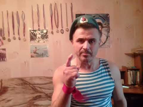 Дикий десантник после похищения вышел на свободу