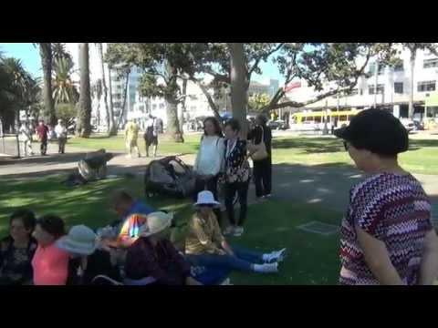 4/6 HÀNH HƯƠNG OCT 3, 2014 : SANTA ANA - LOS ANGELES - LAS VEGAS