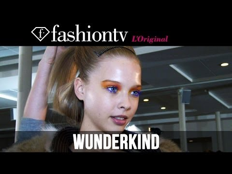 Wunderkind Fall/Winter 2014-15 Backstage | Paris Fashion Week PFW | FashionTV