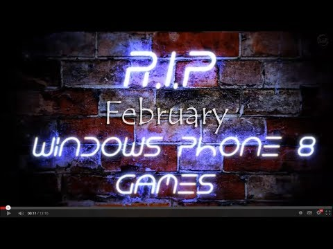 Windows Phone 8 Best and New Games (Feb 2014)