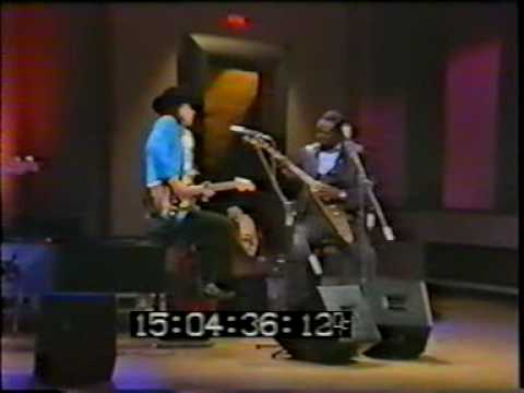 Stevie Ray Vaughan&Albert King - The Sky is Crying (Part 1)