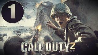 KLASYKA POWRACA - Call of Duty 2 (Odcinek #1)