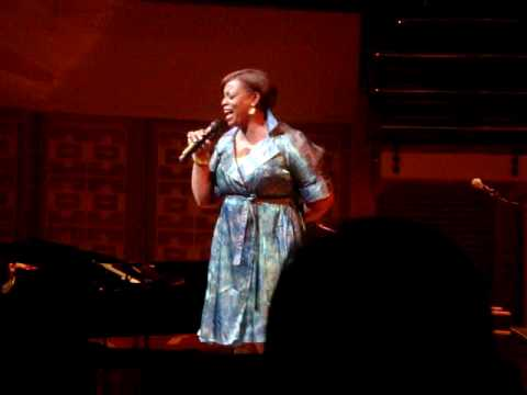 Dianne Reeves - Be My Husband