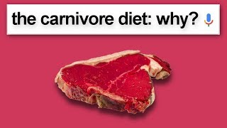 Carnivore Diet: Why would it work? What about Nutrients and Fiber?