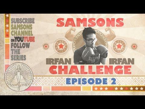 download lagu SamSonS CHALLENGE - IRFAN (Loose weight in 30 days) Episode 2 gratis
