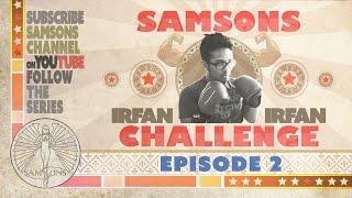 Download Lagu SamSonS CHALLENGE - IRFAN (Loose weight in 30 days) Episode 2 Gratis STAFABAND