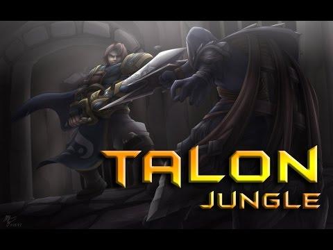 S4-Talon Jungle - Importunando a Oriana