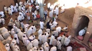Ethiopia - Lalibela - Orthodox Rock churches - Good Friday ceremony
