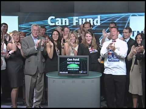 CAN Fund opens Toronto Stock Exchange, July 27, 2011.