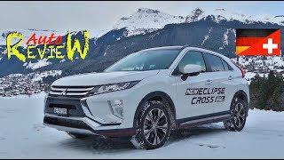 2018 Mitsubishi Eclipse Cross 1.5 AWD CVT Diamond | Auto Review | Episode 69 [DE]