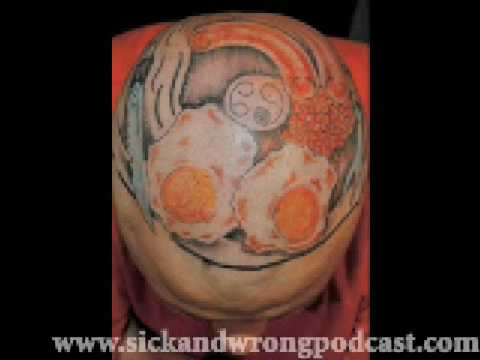 SICK AND WRONG TATTOO HALL OF FAME