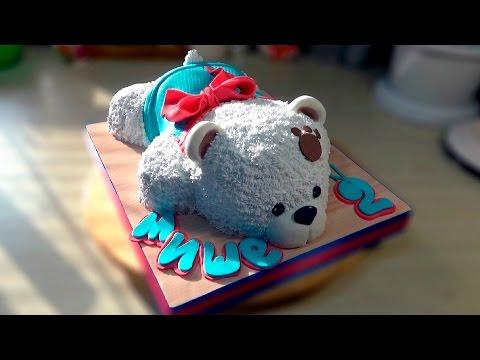 Торт Мишка