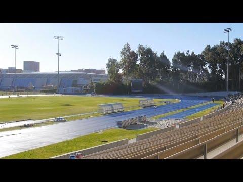 Drake Stadium Renovations Honors Past And Brightens Future