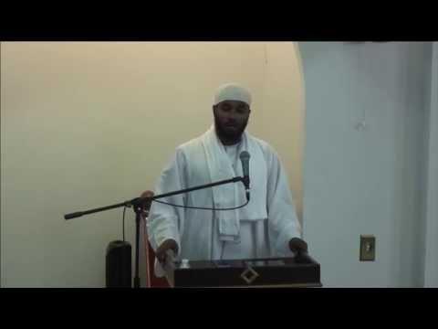 Sheikh Ammar Alshukry- Jummah on 10/3/14