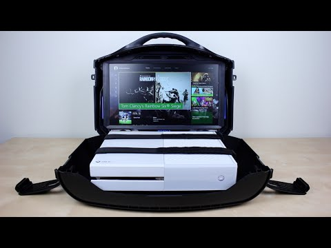 GAEMS Vanguard Black Edition Unboxing & Review!