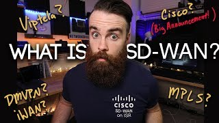 What is SD-WAN? say GOODBYE to MPLS, DMVPN, iWAN... w/ SDN, Cisco and Viptela