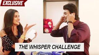 The Whisper Challenge with Nishant Malkani & Kanika Mann | Guddan Tumse Na Ho Payega