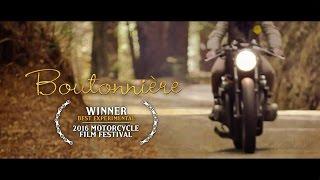 Boutonniere short biker film premiere LIVE for Biker Movie Sunday!