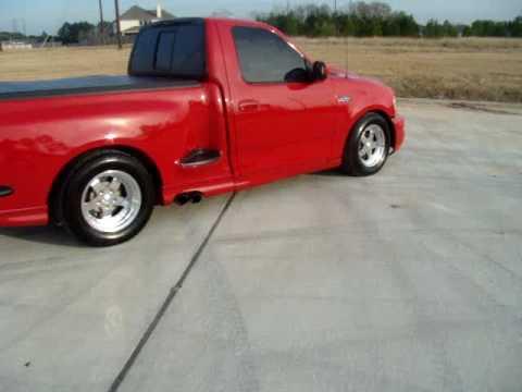 Chevy Truck Wheels >> SVT Lightning w/ True forged wheels - YouTube