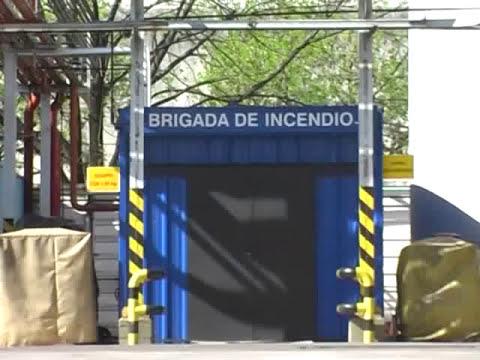 SHELL - SIMULACRO DE INCENDIO - BUENOS AIRES