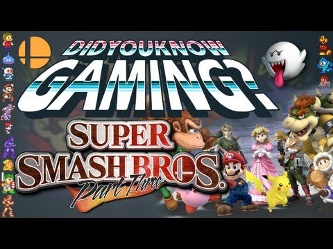 Super Smash Bros Part 3 - Did You Know Gaming? Feat. Yungtown