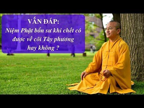 Vấn đáp: Niệm Phật bổn sư