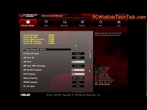 AMD FX-8350 Overclocking 4.8Ghz Video Review - PCWizKid