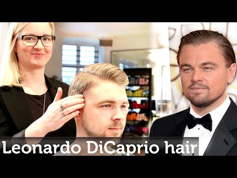 Leonardo DiCaprio & Ryan Gosling hair inspiration | For men hairstyling