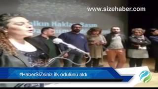 Download Lagu #HaberSİZsiniz ilk ödülünü aldı, Sizehaber Gratis STAFABAND