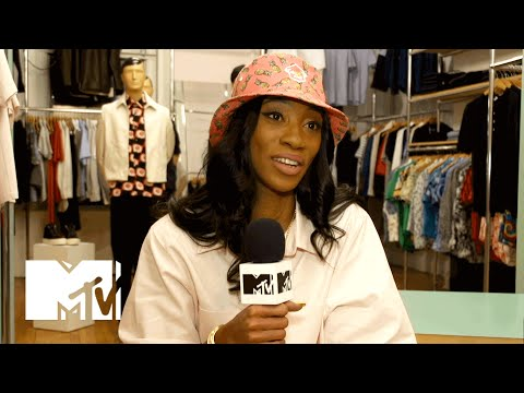 Rihanna's BFF Melissa Forde Launches M$$ X WT With Wale | MTV