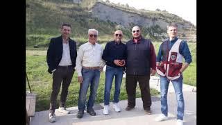 Visita del Presidente federale in Calabria.