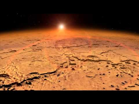 Video: Mars once had more water than the Arctic Ocean