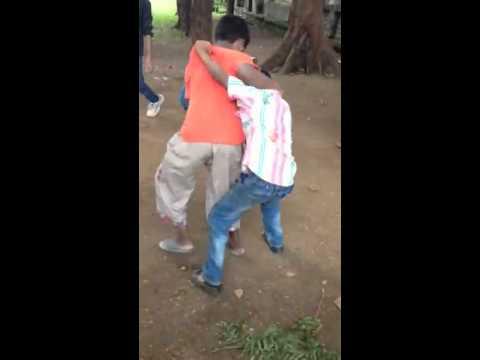 Marathi funny fight