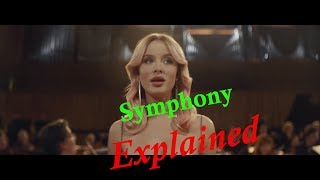 Clean Bandit- Symphony ft. Zara Larsson  Meaning