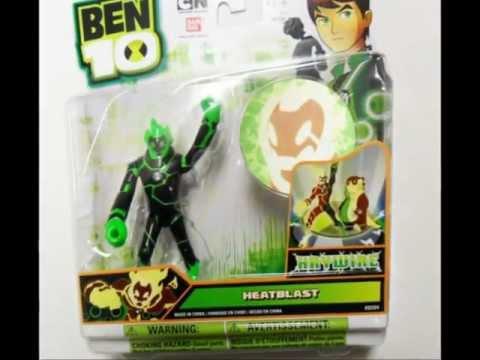 Ben 10 Omniverse vs Ben 10 Ultimate Alien Ben 10 Omniverse Toys
