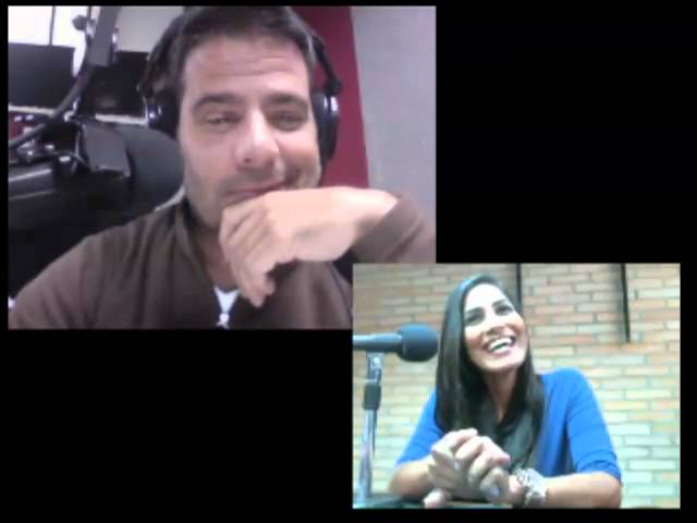 2012/09/11 Entrevista a María Alexandra Bastidas (Meridiano Televisión)