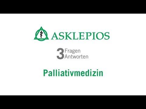 Palliativmedizin: 3 Fragen 3 Antworten | Asklepios