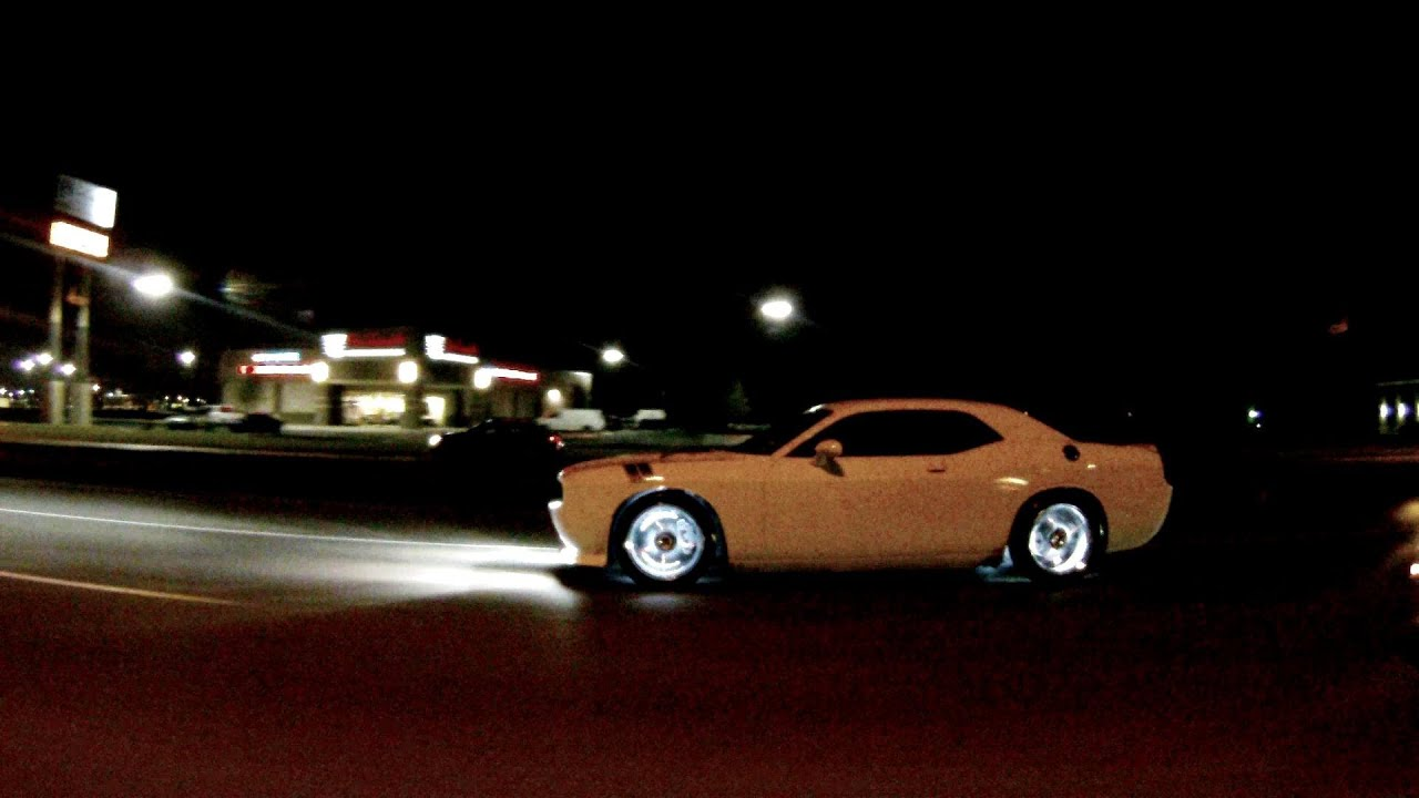 Challenger Vs Charger >> 2012 Challenger RT - GoPro, Exhaust, Wheel lights, and ...