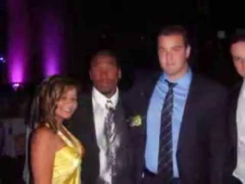 Dr Michael M Krop Senior High School Prom 2011 Ron Rafael Shimshilashvili