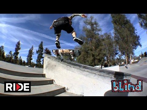 Cody McEntire and Zack Doelling Skate NoHo Plaza -  Blind #DamnEdits