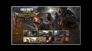 Call Of Duty: WW2 DLC 3, United Front, Releases Soon For PS4