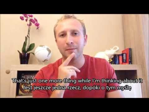 English Dla Polaków 4 (smile, Laugh, Fun, Funny) Nauka Angielskiego - Native Speaker