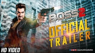 BOSS 2 TRAILER | JEET | NUSRAAT FARIA | SHUBHASHREE | BENGALI FILM 2017