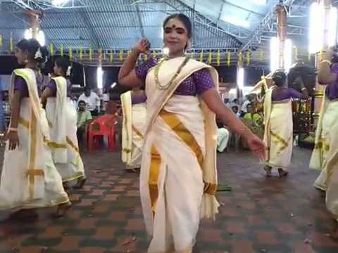 Thiruvathira Dance: Priyamanasa Nee Poyi Varenam video