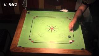 Innovative Carrom Shots