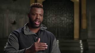 "BLACK PANTHER ""M'Baku"" Interview - Winston Duke"